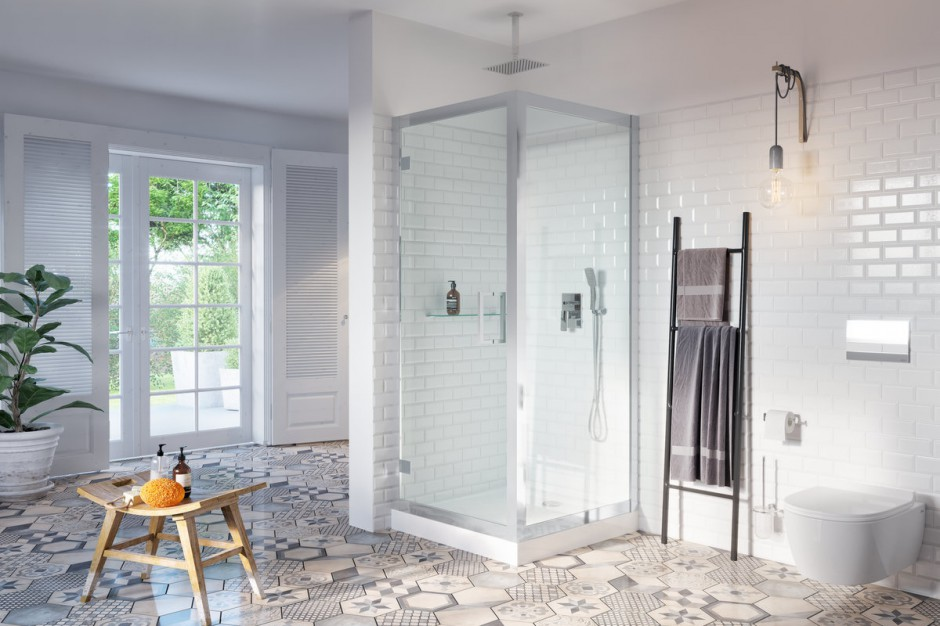 Urządzamy łazienkę z prysznicem: porady architekta
