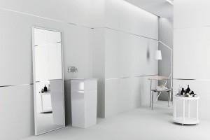 Płytki ceramiczne: 10 kolekcji w białym kolorze