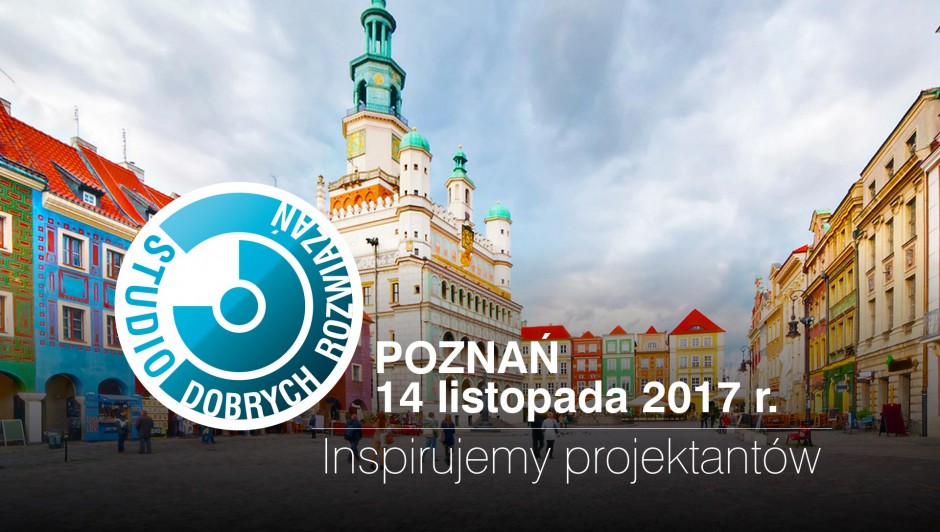 SDR zaprasza do Poznania
