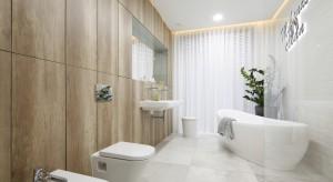 Wysoka zabudowa meblowa: tak inni urządzają łazienkę