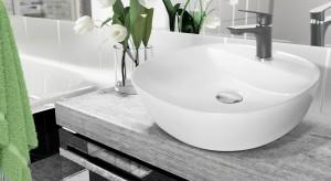 Baterie umywalkowe: nowy model w grafitowym kolorze