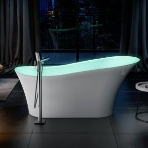 Chromoterapia w kąpieli - co to takiego?