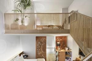 Łazienki w luksusowym hotelu na Majorce (z armaturą w wykończeniu Inox od Ritmonio)
