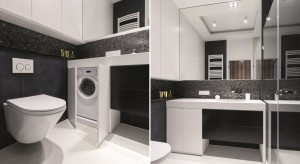 Świetne pomysły na pralkę w łazience