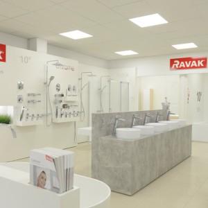 Nowy showroom Ravak w Warszawie