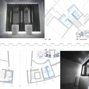 Znamy zwycięzców konkursu na projekt toalet w Spodku!