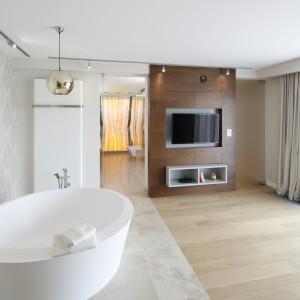 Sypialnia z łazienką: dużo zdjęć z polskich domów