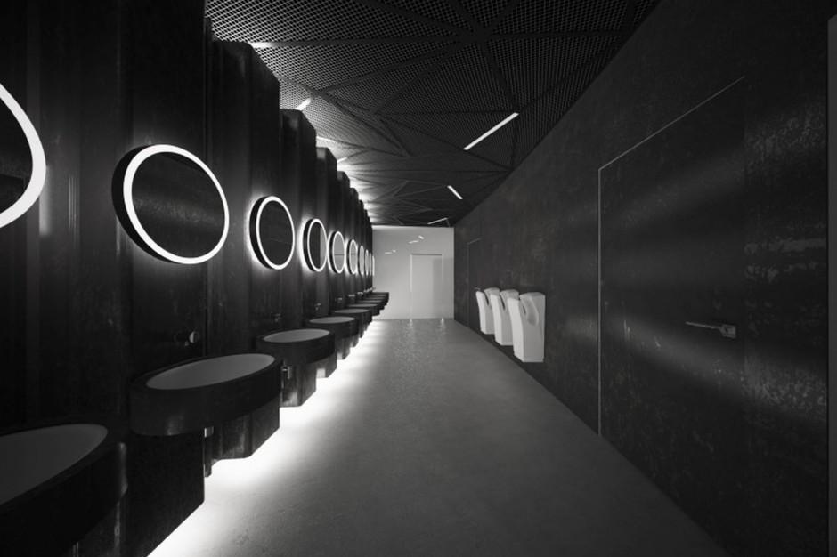 Przebudowa toalet w Spodku: ten projekt wygrał konkurs (rozmowa ze zwycięzcą)