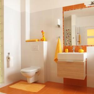 Kolorowa łazienka: fugi w najmodniejszych barwach sezonu