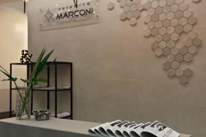 Ceramica Marconi z 11 nowymi kolekcjami na Cersaie 2017