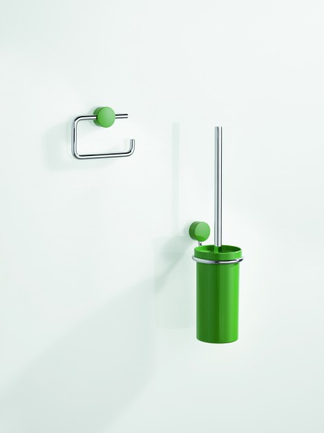 Akcesoria łazienkowe: nowa, elegancka seria w rozmaitych kolorach