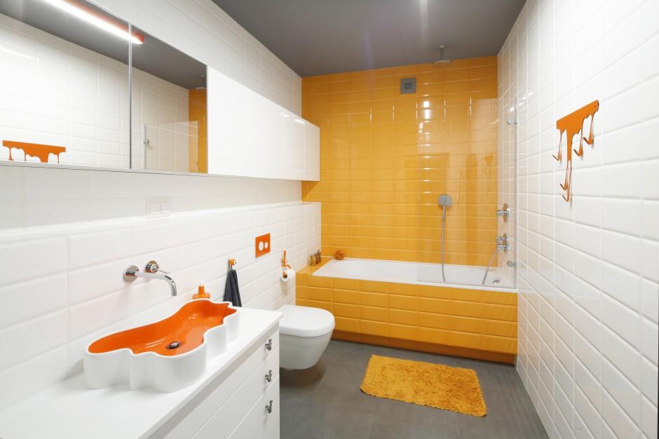 10 pomysłów na kolor w łazience