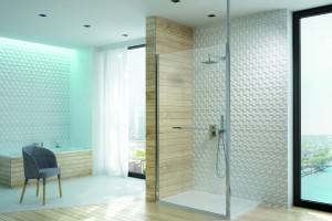 Kabiny prysznicowe: producenci o trendach rynkowych