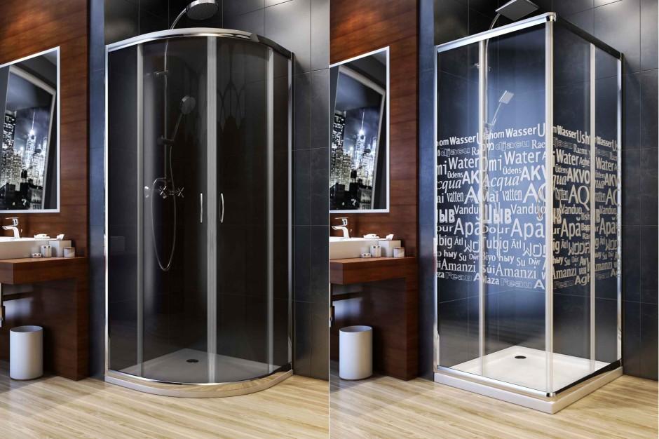 Mała łazienka - jak wybrać idealną kabinę prysznicową?