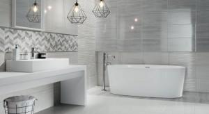 Elegancka łazienka: nowa kolekcja płytek ceramicznych