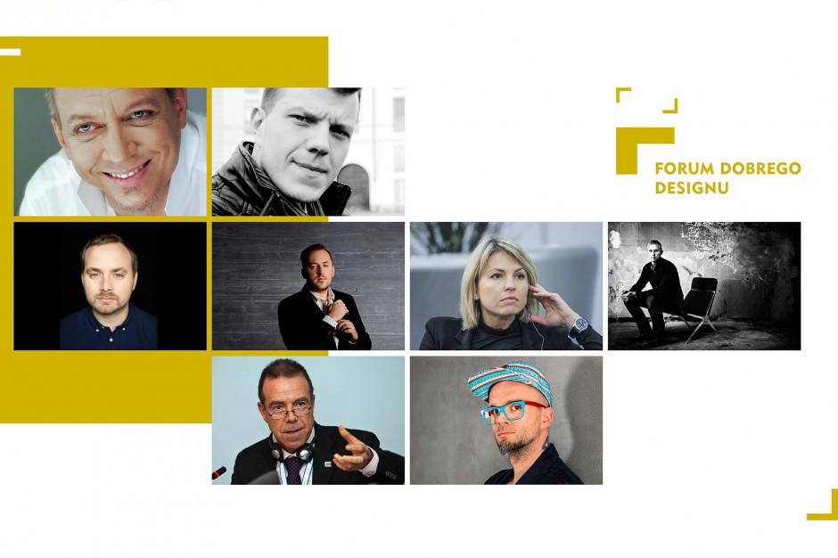 Dla kogo i jak będziesz projektować jutro? Zapraszamy na Forum Dobrego Designu
