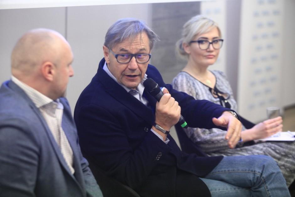 Workplace Talks: Architekci i producenci o tym, jak tworzyć miejsca pracy
