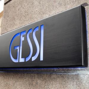 Gessi Milano - niezwykle nastrojowy showroom producenta armatury