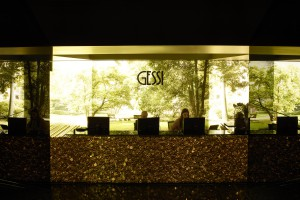 Gessi Milano - nastrojowy showroom producenta armatury