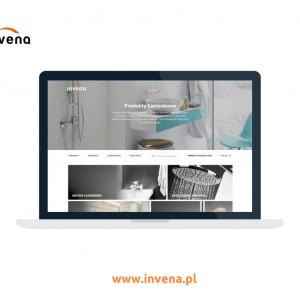 Invena odświeża stronę internetową