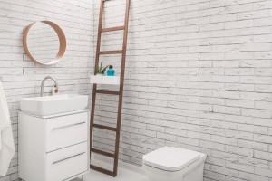 Szybka metamorfoza łazienki: wybierz panele z cyfrowym nadrukiem