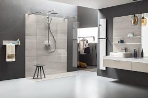 Nowoczesna strefa prysznica: wybieramy brodzik