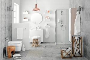 Łazienka w stylu skandynawskim: pakiet inspirujących zdjęć