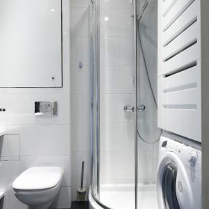 Łazienka z pralką: pomysły na zabudowę