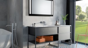Lustro łazienkowe: 5 modeli zintegrowanych z oświetleniem