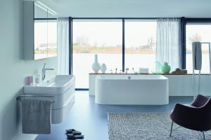 Nowoczesne lustra łazienkowe: przechowują, oświetlają i... odtwarzają muzykę