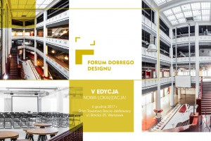 Ruke partnerem Forum Dobrego Designu