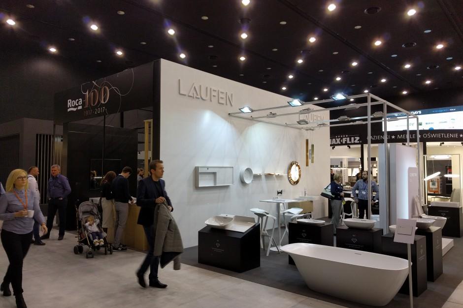 Firmy z branży łazienkowej na 4 Design Days: kogo zobaczymy w lutym?