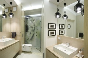 Aranżujemy Oświetlenie W łazience Postaw Na Wiszące Lampy