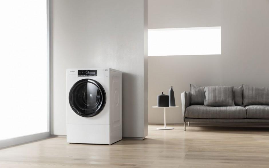Ekologiczne pranie: pralka oszczędzi wodę i energię