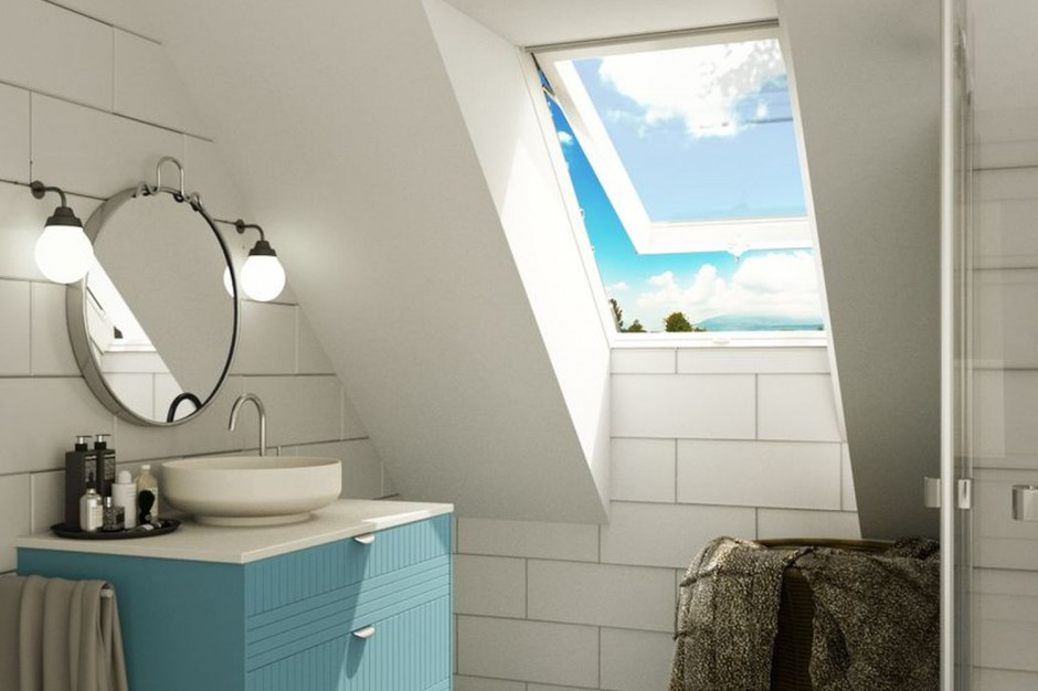 Okno w łazience: radzimy jak wybrać