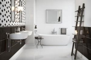 Łazienka w stylu klasycznym: pakiet inspiracji