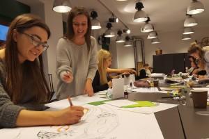 Tubądzin projektował wnętrza przyszłości ze studentami Politechniki Śląskiej