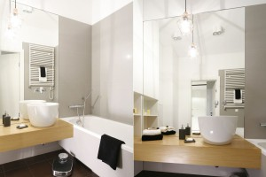 Łazienka w stylu industrialnym: radzimy jak urządzić