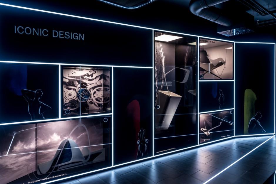 Nowy Iconic World już otwarty - ogromna, interaktywna ekspozycja Kaldewei