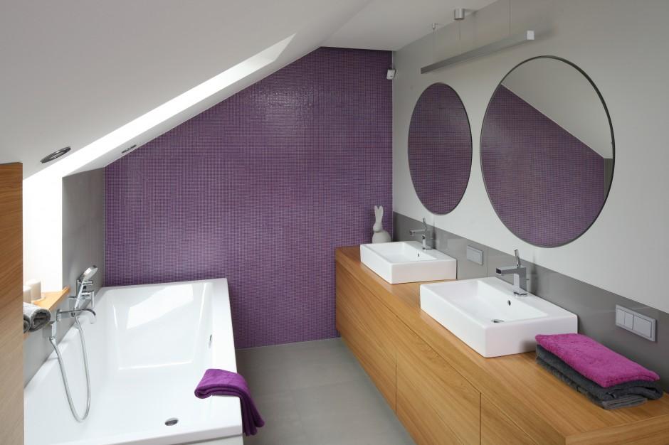 Lustro w łazience: wybierz okrągłą wersję!