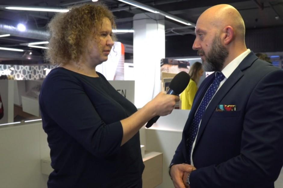 Michał Szymański (Roca Polska) o hi-techu w łazience