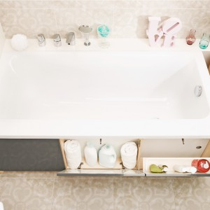 Łazienka z pralką: urządzamy domową pralnię