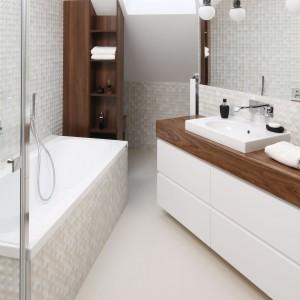 Szafka pod umywalkę: 10 pomysłów z polskich domów