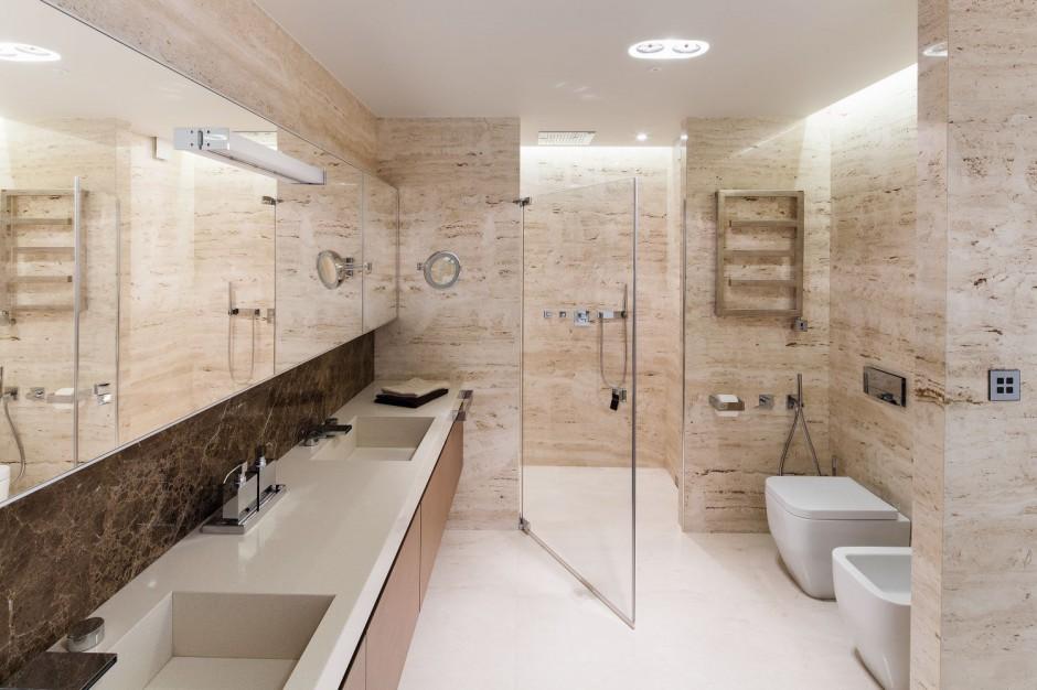 Blat w łazience: pomysły z polskich domów