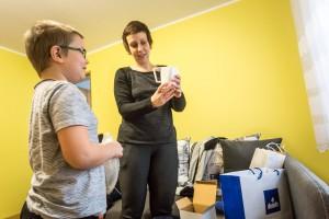 Deante angażuje się w program Pomaganie przez Remontowanie