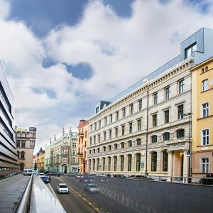Hotel AC by Marriot Wrocław z odpływami Viega