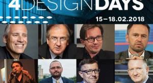 Znamy kolejnych gości 4 Design Days!