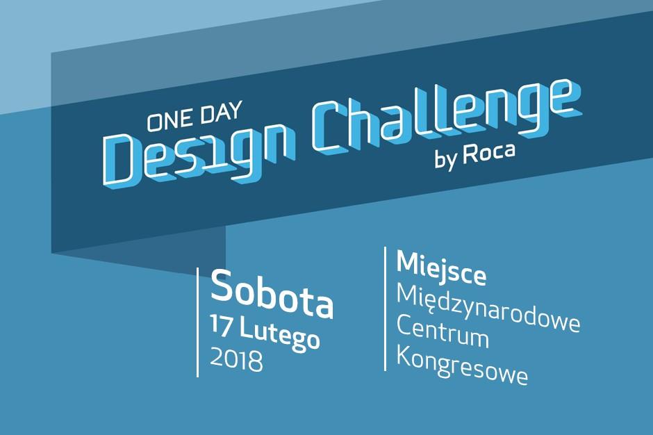 One Day Design Challenge po raz 1 w Polsce