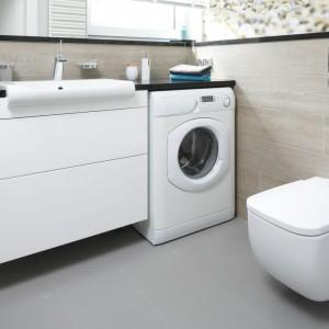 Łazienka z pralką: świetne pomysły z polskich domów