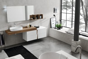 Meble łazienkowe: 12 niesamowitych pomysłów na fronty